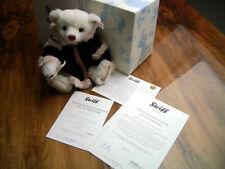 STEIFF COLLECTORS Teddy bear 2013 MUSIC BÄR original limited ours orsacciotto