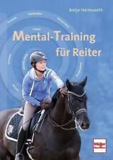 Mental-Training für Reiter von Antje Heimsoeth (2017, Gebundene Ausgabe)
