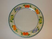 3 x Royal Norfolk White Ceramic Dinner Plates with Fruit Edge Design - Lovely & Royal Norfolk Ceramic Dinnerware Plates   eBay