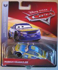 CARS 3 - MARKUS KRANKZLER Team TRANSBERRY JUICE -  Mattel Disney Pixar