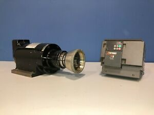 SETCO Motorized Grinding Spindle, Type 6101.5.36G, 1.5/.75 HP, 3600/7200 RPM VFD