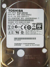 500 GB Toshiba MQ01ABD050 WY1 HDKEB03R0A01 TPCB OK Festplatte 03May2013