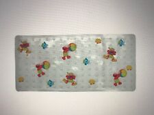 Sesame Street Bath Mat With Elmo Skid-Resistant Suction Cups-New