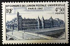 FRANCE LA CONCIERGERIE  PARIS  TIMBRE NEUF N° 781 **  MNH 1947  B4