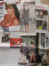 KIM KARDASHIAN lot of pictures clippings from newspaper magazines pregnant