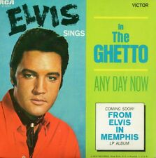 ★☆★ CD Single Elvis PRESLEY - Soundtrack : Elvis In Memphis - In The Ghetto  ★☆★