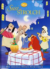 Susi und Strolch – Serie: Die original Disney Filmcomics – Bild am Sonntag, Schn