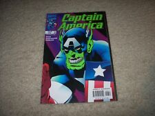 CAPTAIN AMERICA #6 CAPTAIN AMERICA AS SKRULL COVER!!!