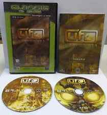 Computer Gioco Game PC CD-ROM ITALIANO UFO AFTERMATH Leader Strategico a Turni