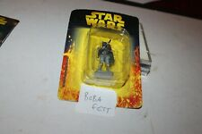 / / Figurine Lead in - Painted to the Hand Star Wars Boba Fett New