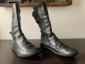 Camper Womens Leather Boots EUR 36