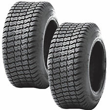 2) 23x9.50-12 23/9.50-12 Mower Garden Tractor Golf Cart Turf Tires P332 G12704-W
