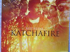 Best So Far by Katchafire CD in Soft Case Reggae 2013