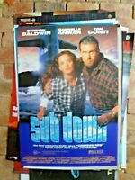 SUB DOWN  1 SHEET  VIDEO MOVIE POSTER   GABRIELLE ANWAR   WE COMBINE POST