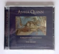 ASHER QUINN FORGOTTEN LANGUAGE OF THE HEART MUSIC CD NEW & SEALED
