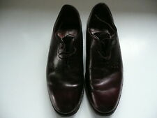6876 Six Eight Seven Six by Trickers Shoes Size 8 Burgundy Colour