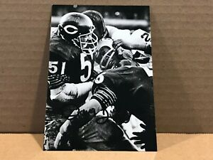 DOUG BUFFONE Authentic Hand Signed Autograph 4x6 Photo - CHICAGO BEARS