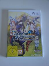 WII Spiel Tales of Symphonia: Dawn Of The New World