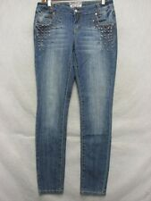 D1159 Hot Kiss Skinny Lily Stretch High Grade Jeans Women 30x32