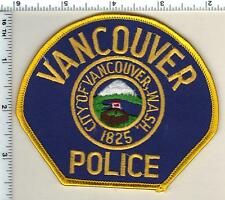 Vancouver Police (Washington) Shoulder Patch from the 1980's