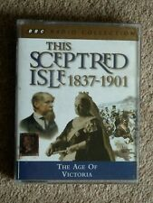 THIS SCEPTRED ISLE  1837 - 1901 - AUDIO BOOKS  - TALKING BOOKS  (2 CASSETTES)