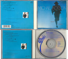 Michael Jackson SMOOTH CRIMINAL CD Maxi Remixes Collector Edition JAPAN 1988