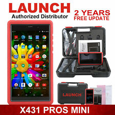 LAUNCH X431 PROS Mini OBDII Diagnostic Tool Full Models Android Tablet Replace V