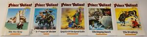 Prince Valiant by Hal Foster TPB #1-50 complete series - collects Sunday Strips