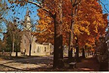 Bruton Parish Church, Williamsburg Virginia Postcard