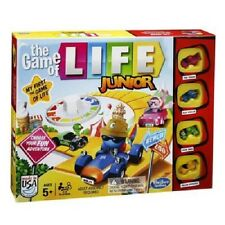 BRAND NEW HASBRO THE GAME OF LIFE JUNIOR B0654 BOARD GAME
