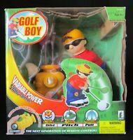 Creata Mega Machines Remote Control Golf Boy  *NEW*