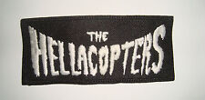 THE HELLACOPTERS - LOGO Embroidered PATCH Imperial State Electric Entombed