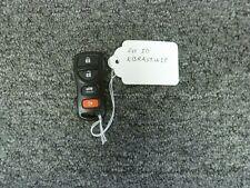 2004 Infiniti M45 Smart Key Fob Keyless Entry Remote Factory OEM