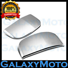 07-16 TOYOTA TUNDRA DOUBLE CAB Chrome REAR only 2 D Shape Door Handle Cover 2013