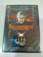 Hellraiser III Inferno IN Terra Ed Collezzionista - 2 X DVD + Extra Nuovo 2T