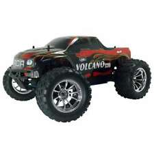 Redcat Racing Volcano S30 1:10 Scale 75cc Nitro Motor RC Truck, Red (For Parts)