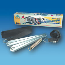 Caravan motorhome Awning Tie Down Kit with Reflective Bands - BG300