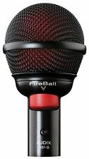 Audix*Fireball-V*Harmonica Instrument Microphone FREE 2DAY SHIPPING NEW
