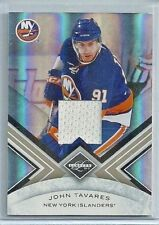 JOHN TAVARES 2010-11 PANINI LIMITED GAME USED JERSEY#199