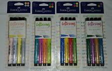 16 Faber-Castell India Ink PITT Artist Lettering Pens