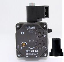 Danfoss Ölpumpe BFP 21 L 3 071n2124 pumpe Brenner 071 N 2124