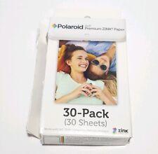 Polaroid 2x3 Premium ZINK Zero Photo Paper 20-Pack