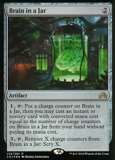 Brain in a jar foil | nm | versiones preliminares Promo | Magic mtg