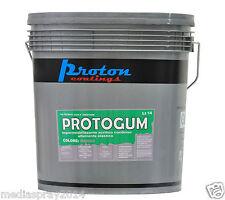 PROTOGUM - Guaina liquida - Impermeabilizzante elastomerico per esterni - 14 lt