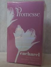 PROMESSE Cacharel eau de toilette 50ml spray, sealed.