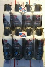 Falcon Dust-Off - Compressed Computer Gas Duster Canned Air, 10 oz - 8 Packs