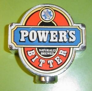 Powers Bitter Tap Top Metal style Used Nice Condition
