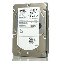 """Dell 1DKVF Seagate 3.5"""" 146GB 15K 16MB 6Gbps SAS HDD Hard Drive ST3300657SS-H"""