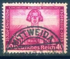 Deutsches Reich 507 A ,o ,- Nothilfe 1933 Wagner