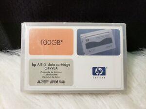 HP AIT-2 Data Cartridge A1998A 100GB 8mm